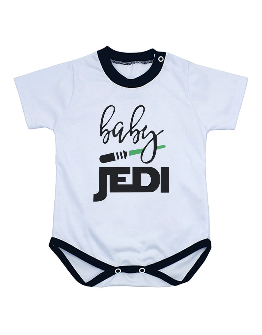 Body  Star Wars Baby Jedi manga curta  popup
