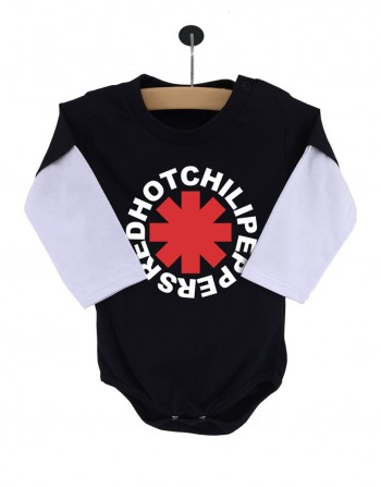 Body Red Hot Chili Peppers Manga Longa