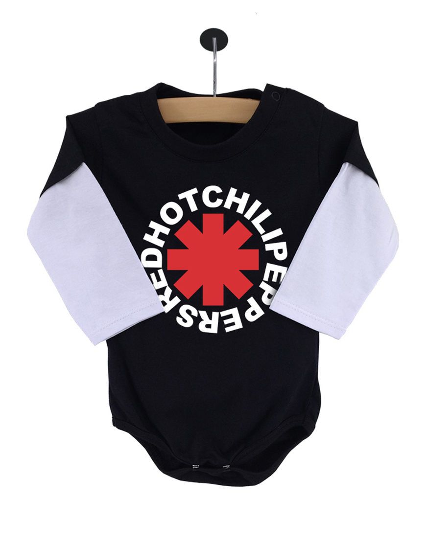 Body Red Hot Chili Peppers Manga Longa  popup
