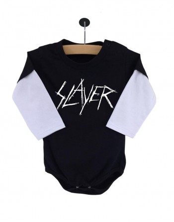 Body Slayer Manga Longa Preto